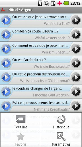 iSayHello French - Bavarian (German) For PC Windows (7, 8, 10, 10X) & Mac Computer Image Number- 7