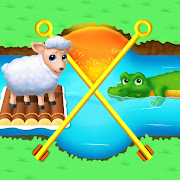 Farm Rescue Township - Pull the pin puzzle games