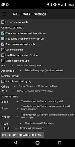 WiGLE WiFi Wardriving apktram screenshots 7