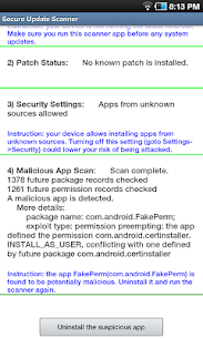 Secure Update Scanner 4