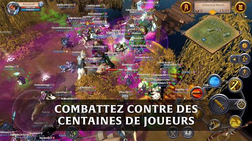 Albion Online captures d'écran apk mod pirater preuve 4