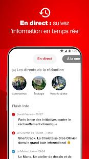 Ouest-France, lu2019actu de la commune au monde 4.6.1 Screenshots 5