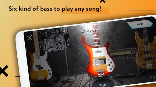 REAL BASS: Electric bass guitar 6.24.0 Screenshots 3