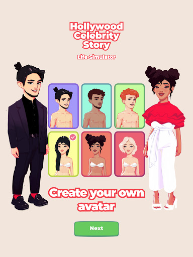 Hollywood Celebrity Story Life Simulator modavailable screenshots 10