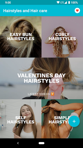 Hairstyles for your face : Free Hair salon 3.0.153 Screenshots 9