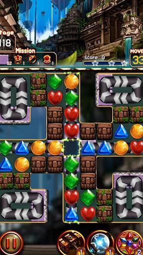 Jewel Ruins: Match 3 Jewel Blast android2mod screenshots 5