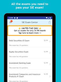 SIE Exam Center: Prep for FINRA's SIE Test