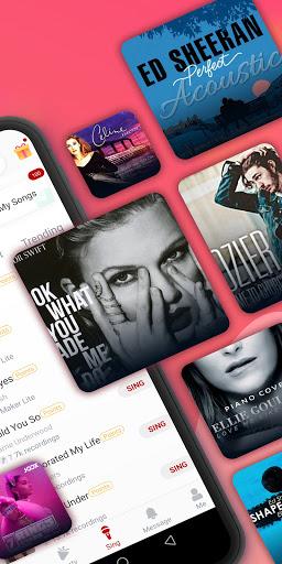 StarMaker Lite: Singing & Music & Karaoke app  screenshots 2
