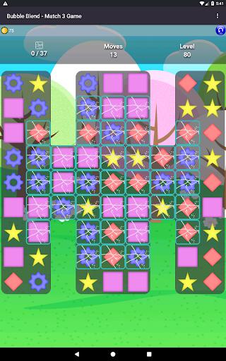 Bubble Blend - Match 3 Game  screenshots 4