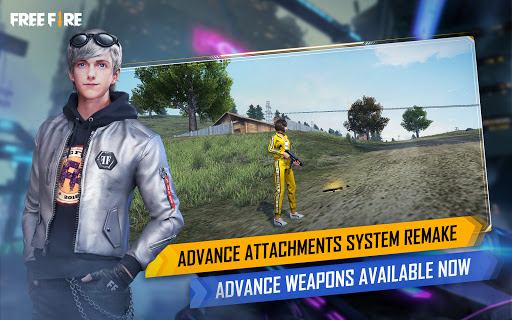 Garena Free Fire-New Beginning 1.56.1 screenshots 5