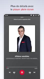 France Inter - radio, podcasts, actu  Screenshots 6
