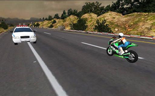 Racing Girl 3D Apkfinish screenshots 7