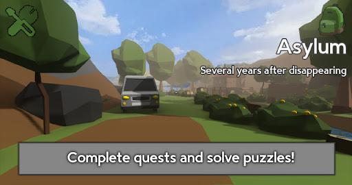 Bunker 2021 - Story Horror Game  screenshots 1