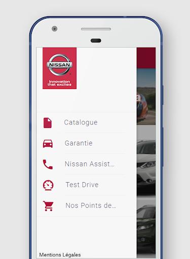 Nissan Maroc Screenshot 1