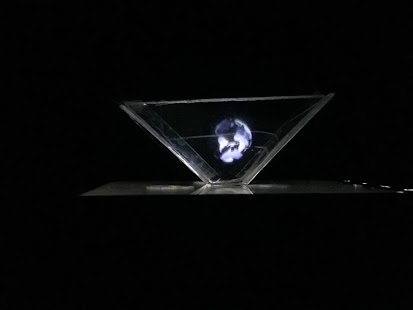 Hologramm 3D Screenshot