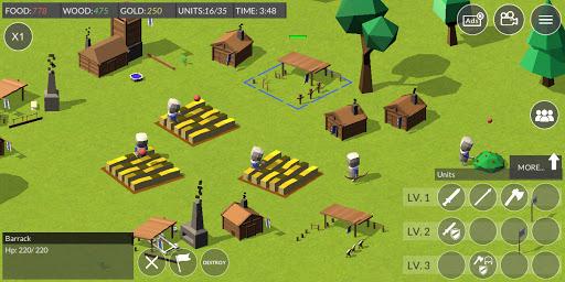 Empire of Victory: pocket RTS .07.62 screenshots 1