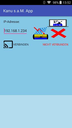 kanu s.a.m. app screenshot 1