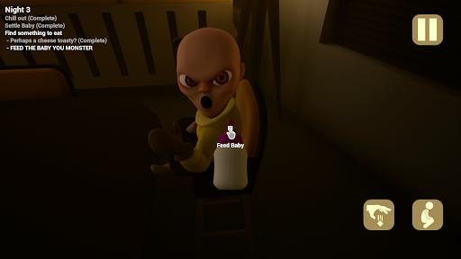 The Baby In Yellow 1.1 screenshots 5
