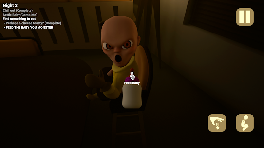 The Baby In Yellow MOD APK (No Ads) Download 5