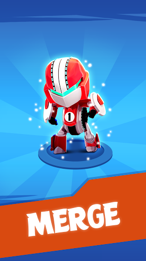 Merge Robots - Click & Idle Tycoon Games 1.6.5 screenshots 1