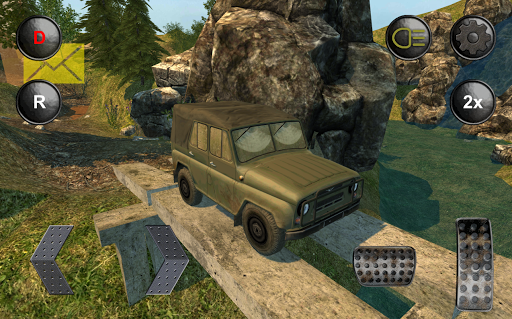 4x4 Russian SUVs Off-Road For PC Windows (7, 8, 10, 10X) & Mac Computer Image Number- 6