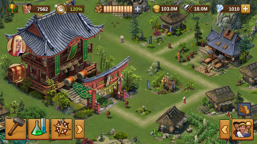 Forge of Empires: Build your City  screenshots 8