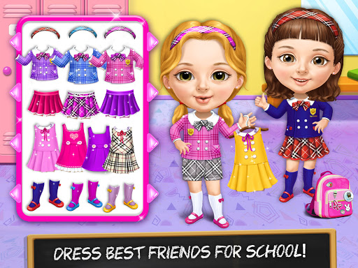 Sweet Baby Girl Cleanup 6 - School Cleaning Game  screenshots 11