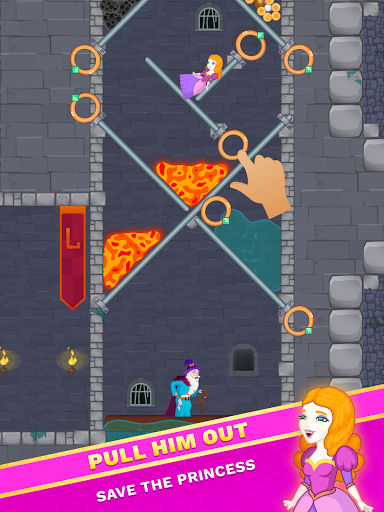 How To Loot: Pull The Pin & Rescue Princess Puzzle  Screenshots 21