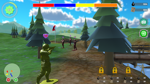 Toy Soldiers 3 apklade screenshots 2