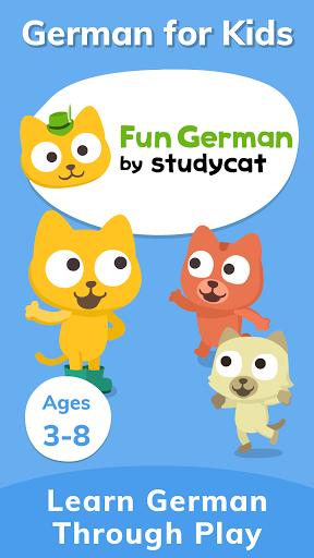 Studycat: Learn German for Kids apktram screenshots 9