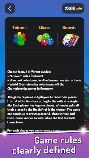 Ludo Trouble: German Parchis for the Parchis Star 2.0.26 Screenshots 3