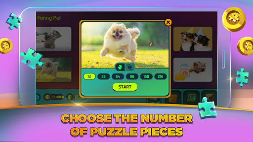 Ultimate Jigsaw puzzle game 1.6 screenshots 12