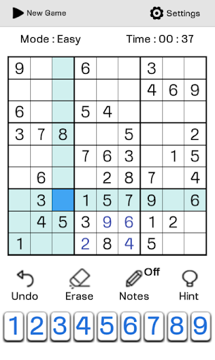 Sudoku Classic android2mod screenshots 3