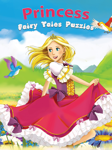 Princess Puzzles for Kids screenshots 1