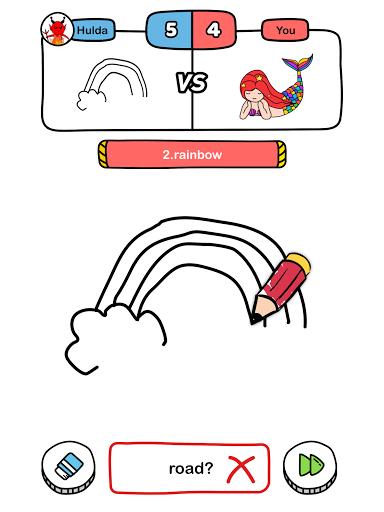 Draw Now - AI Guess Drawing Game apktram screenshots 6