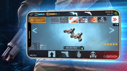 Zombeast: Survival Zombie Shooter Mod Apk (Free Shopping) 7