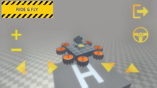 Evercraft Mechanic: Online Sandbox from Scrap Mod Apk 2.1.16 (Inexhaustible Gear) 2