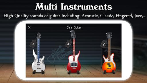 Guitar Extreme: Tabs & Chords 2.1 screenshots 3