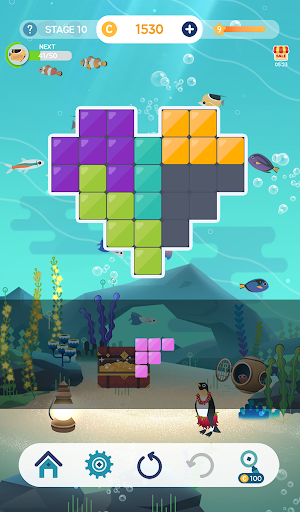 Puzzle Aquarium  screenshots 24