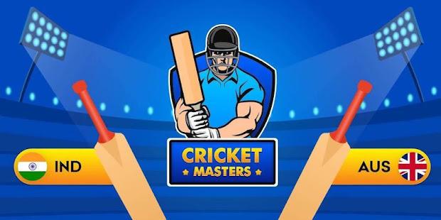 Cricket Masters- Captain vs AI Apkfinish screenshots 1