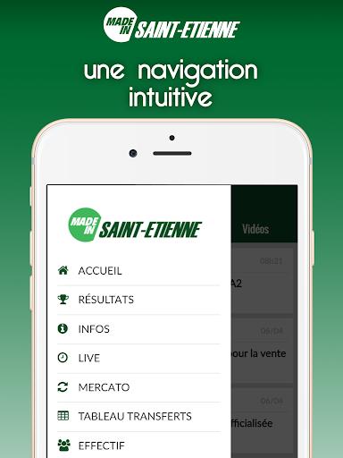 Foot Saint-Etienne modavailable screenshots 9