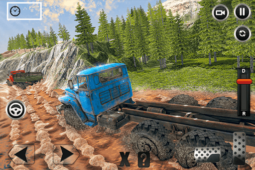 Offroad Mud Truck Simulator 2020: Dirt Truck Drive 1.8 Screenshots 12