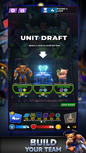 Chaos Combat Chess apkmartins screenshots 1