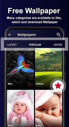 santa claus wallpapers & download & set wallpapers screenshot 3