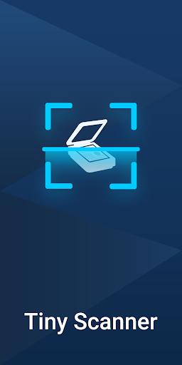 Tiny Scanner - PDF Scanner App android2mod screenshots 1