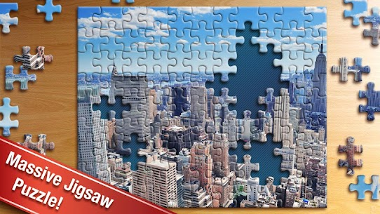 Jigsaw Puzzles Mod Apk 6.0.6 [Unlimited Coins] Download Free 6