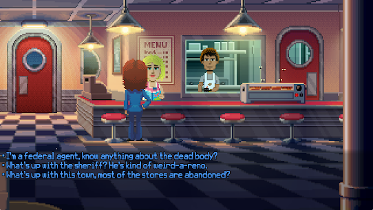 Thimbleweed Park (MOD APK, Paid/Patched) v1.0.7 2