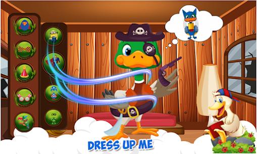 Jungle Adventure Game for Kids – SuperHero Birds Game APP 5