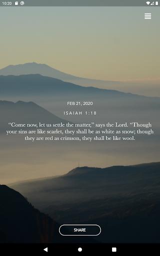Daily Bible Verse Devotionals  screenshots 9