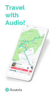 Routela - Audio Travel Guide